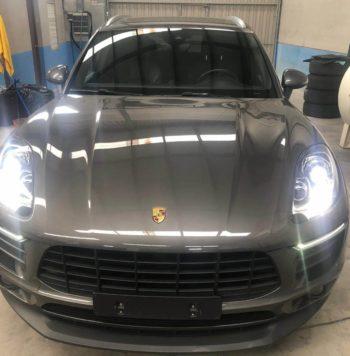 Porsche Macan S Diesel 2017