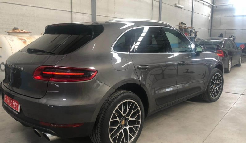 Porsche Macan S Diesel 2017 lleno